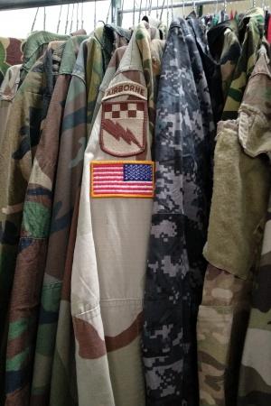 Mix de ropa militar por Kilos