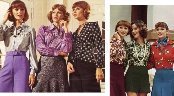 Blusas vintage KILOS
