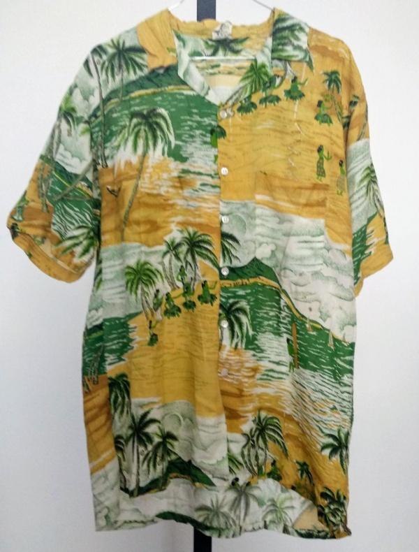 Bala 45 Kilos camisas hawaianas
