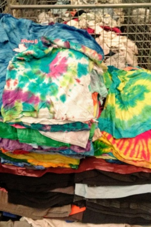 Camisetas Tie Dye por Kilos