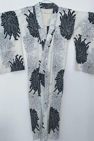 Kimono Japones antiguo
