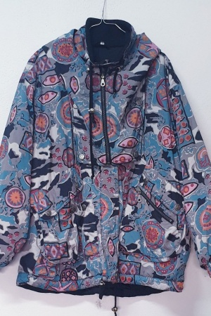 Lote abrigos Ski 80s