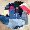 Lote pantalones mujer tiro alto