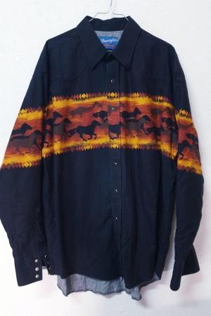 Lote camisas Western