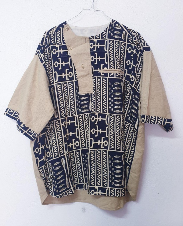 Lote camisas étnicas