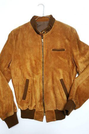 Lote chaquetas vintage de cuero
