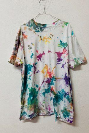 Lote camisetas Tie Dye Vintage