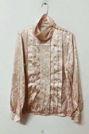 Lote blusas coloridas vintage