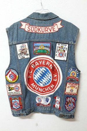 Chaleco vintage Bayern de Münich