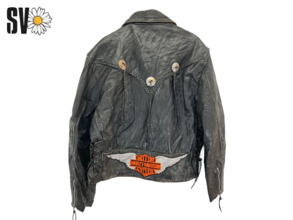 Cazadora Harley Davidson auténtica