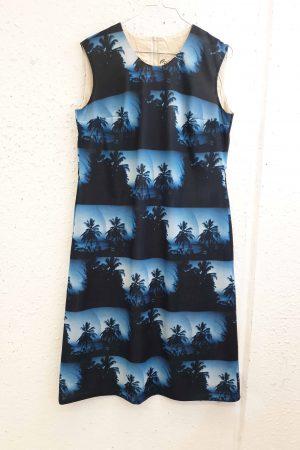 Lote vestidos vintage estampados