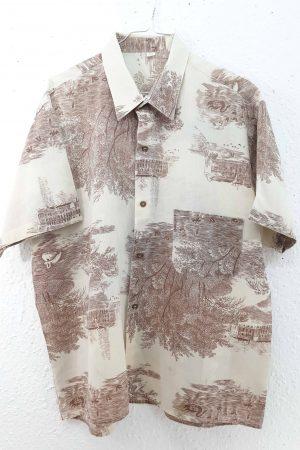Lote camisas estampadas unisex