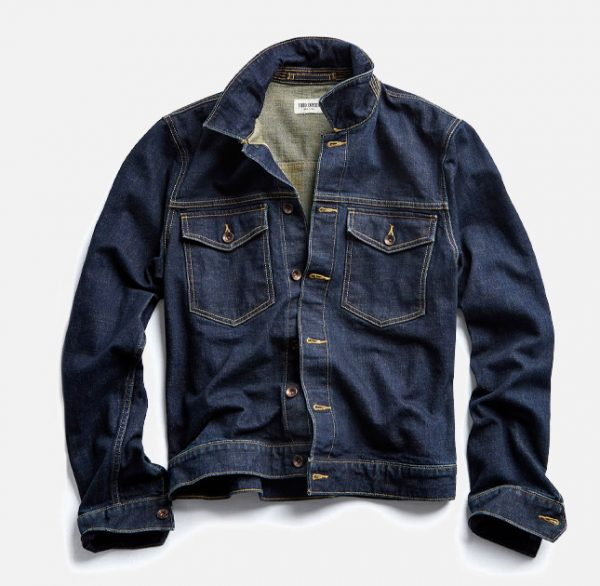 Mix chaquetas denim por Kilos
