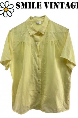 Lote blusas San Gallo Vintage