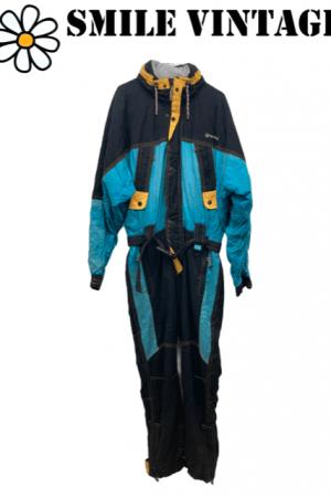 Conjunto traje Ski vintage