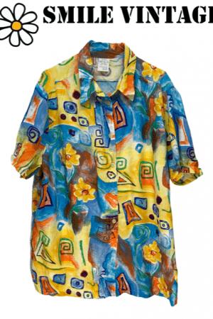 Lote camisas estampadas