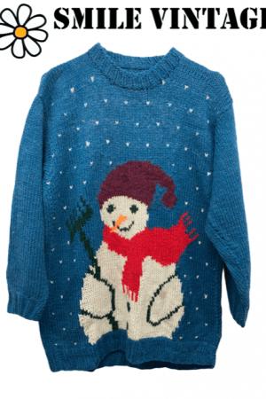 Mix jerséis vintage de Navidad