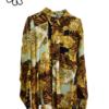 Lote blusas barroco vintage