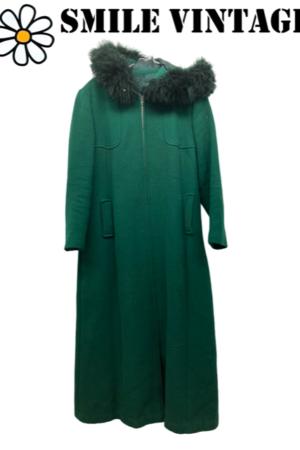 Lote abrigos vintage mujer