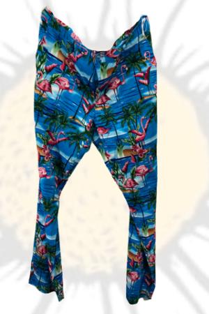 Lote de prendas hawaianas