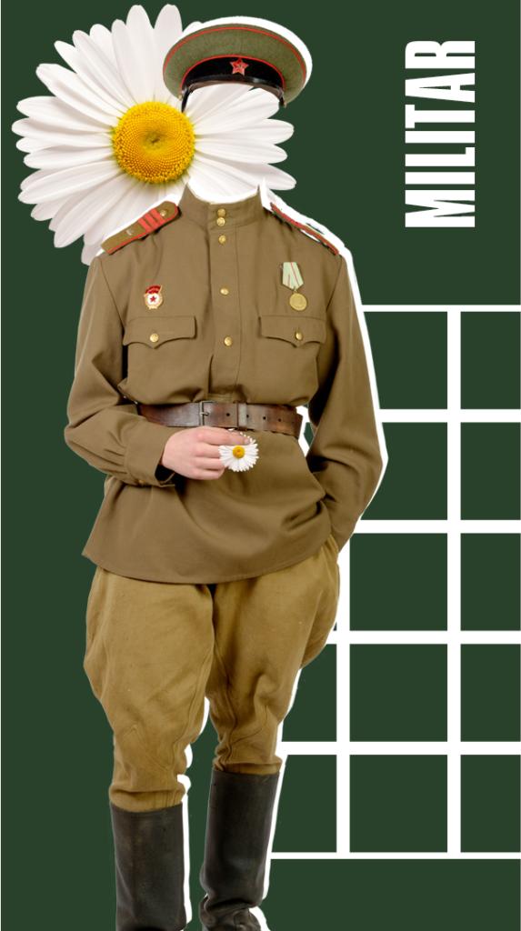 ropa militar vintage al por mayor