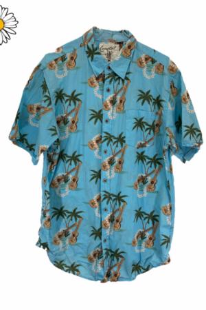 Lote blusas hawaianas