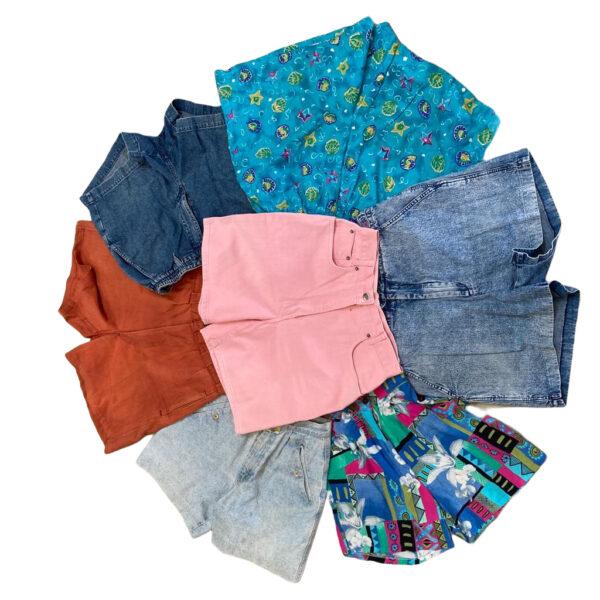 Mix shorts vintage por kilos