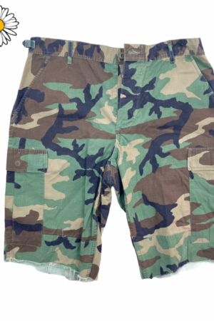 Lote pantalones cortos militares