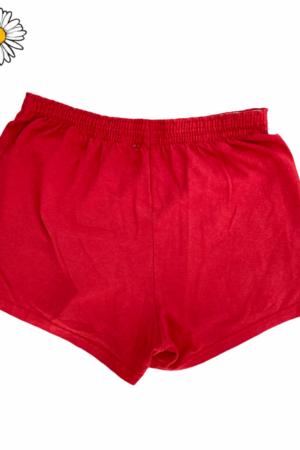 Lote pantalones cortos lisos mujer