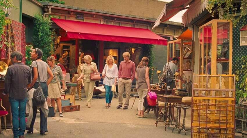 Flea Markets. El Mercado de las Pulgas de París