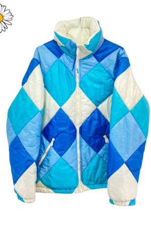 Lote abrigos multicolor vintage