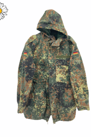 Lote de prendas militares