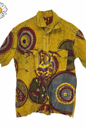 Lote camisas de estampas Etnicas