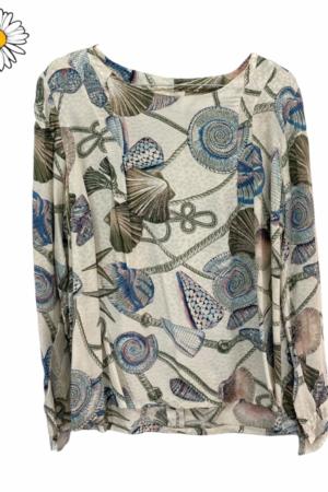 Lote blusas vintage