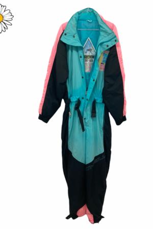 Conjunto traje Esquí vintage