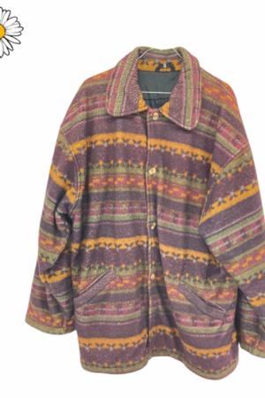 Mix abrigos Crazy y Multicolor