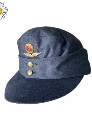 Lote de gorras militares
